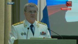 Генпрокурор Юрий Чайка рассказал об итогах работы ведомства за 2015год ипоздравил подчиненных