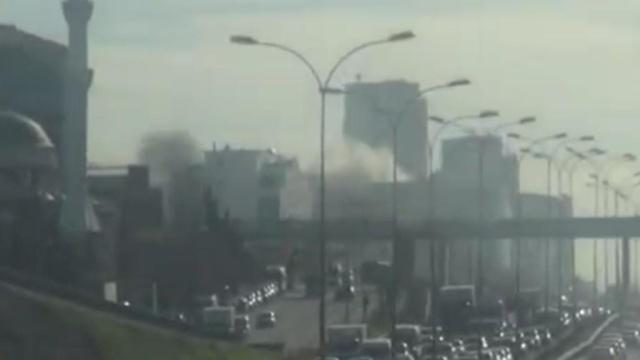 В Стамбуле загорелся отель, идет эвакуация.отели и гостиницы, пожары, Стамбул, Турция.НТВ.Ru: новости, видео, программы телеканала НТВ