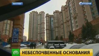ВМоскве задержали рабочего по делу опадении лифта вЖК «Алые паруса»