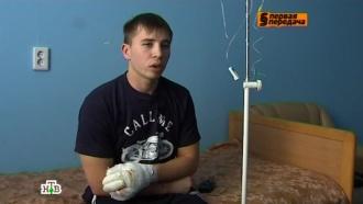 Оренбургский полицейский рассказал, как спасал людей вснежном заторе.НТВ.Ru: новости, видео, программы телеканала НТВ
