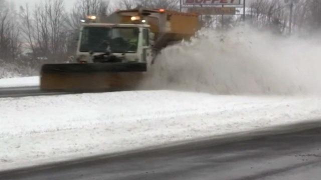 В Вирджинии за четыре часа столкнулись более 800 автомобилей.США, зима, снег, штормы и ураганы.НТВ.Ru: новости, видео, программы телеканала НТВ