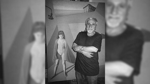 В Нью Йорке умер советский художник Одноралов. живопись и художники смерть