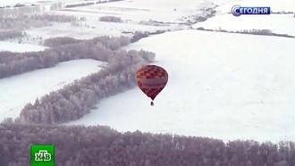 Фёдор Конюхов побил мировой рекорд по полету на воздушном шаре
