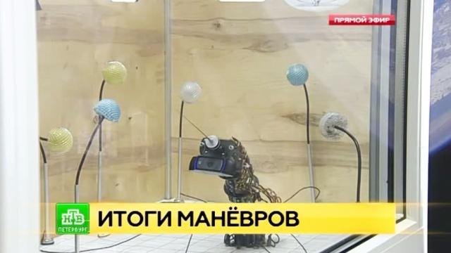 Успех петербургского эксперимента с роботами позволит россиянам покорить Луну.МКС, Санкт-Петербург, космонавтика, космос, наука и открытия, роботы.НТВ.Ru: новости, видео, программы телеканала НТВ