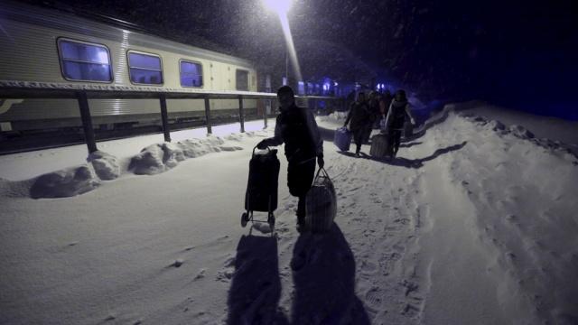 Власти Швеции решили выслать до 80тысяч мигрантов.Швеция, беженцы, мигранты.НТВ.Ru: новости, видео, программы телеканала НТВ