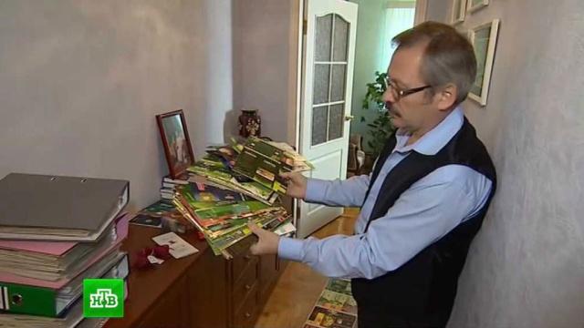 Липецкий писатель собрал коллекцию из 2500 пакетиков чая.коллекции, Липецк.НТВ.Ru: новости, видео, программы телеканала НТВ