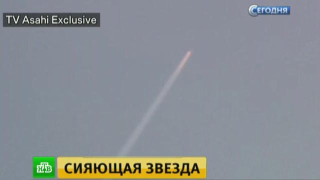 «Это подарок нашему вождю»: в КНДР назвали запуск спутника эпохальным событием.Северная Корея, запуски ракет, космос.НТВ.Ru: новости, видео, программы телеканала НТВ