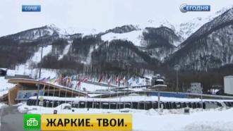 ВСочи отмечают вторую годовщину старта зимней Олимпиады