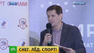 Глава ОКР Жуков не исключил проведения летних Игр вСочи