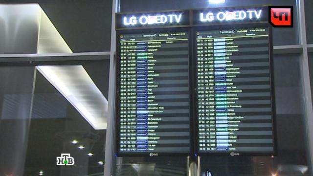 Самолет из-за треснувшего стекла вкабине пилотов вернулся вМоскву.Аэрофлот, Москва, авиационные катастрофы и происшествия, авиация, самолеты.НТВ.Ru: новости, видео, программы телеканала НТВ