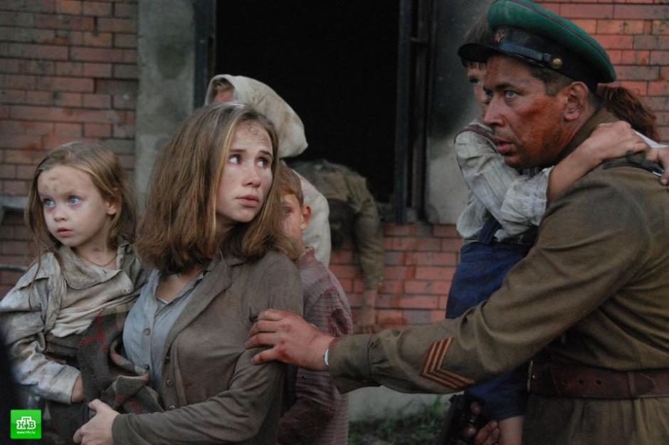 Кадры из фильма «Брестская крепость».НТВ.Ru: новости, видео, программы телеканала НТВ
