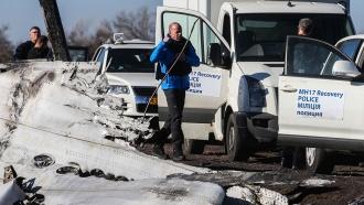 Москва не верит вуспех уголовного расследования катастрофы MH17над Донбассом