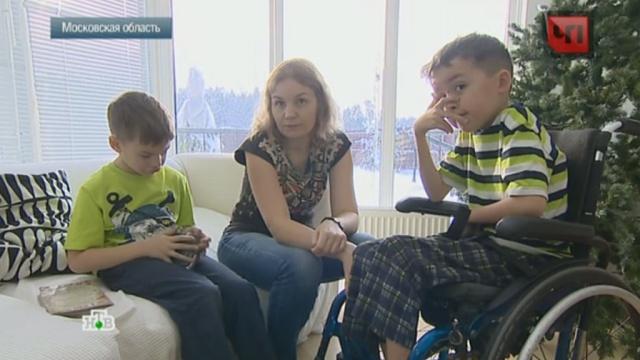 В Подмосковье из дома выселяют семью с ребенком-инвалидом.Московская область, дети и подростки, инвалиды, суды.НТВ.Ru: новости, видео, программы телеканала НТВ