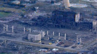 Взрыв прогремел на закрытой электростанции вБритании, есть жертвы