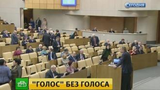 Госдума не пропустила сопредседателя «Голоса» в новый состав ЦИК