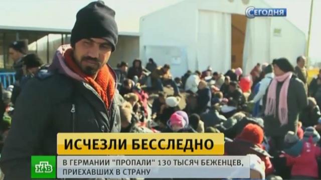 В Германии исчезли 130 тысяч беженцев.Германия, Европа, Европейский союз, беженцы, законодательство, мигранты.НТВ.Ru: новости, видео, программы телеканала НТВ