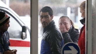 Крушение Boeing 737: психологи помогают родственникам погибших сдавать кровь для <nobr>ДНК-тестов</nobr>