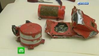 Эксперты МАК приступили канализу бортовых самописцев разбившегося «Боинга»