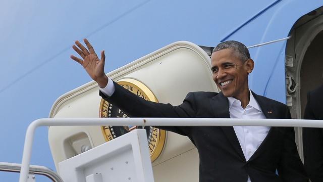 Исторический визит: президент США прилетел на Кубу.Куба, Обама Барак, Обама Мишель, США.НТВ.Ru: новости, видео, программы телеканала НТВ