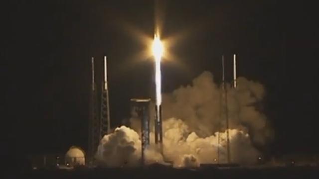 Американский грузовой корабль Cygnus отправился кМКС.МКС, НАСА, США, космонавтика, космос.НТВ.Ru: новости, видео, программы телеканала НТВ