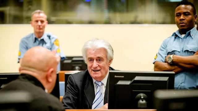 Экс-лидера боснийских сербов Караджича приговорили к40годам заключения.Босния, Сербия, приговоры, суды.НТВ.Ru: новости, видео, программы телеканала НТВ
