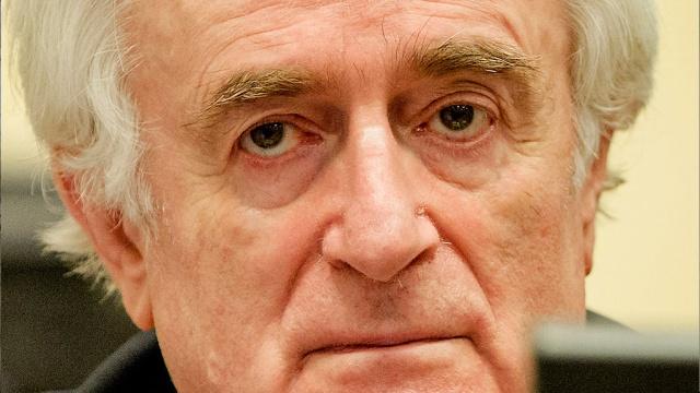 Караджич намерен обжаловать 40-летний приговор гаагского трибунала.Босния, Сербия, приговоры, суды.НТВ.Ru: новости, видео, программы телеканала НТВ