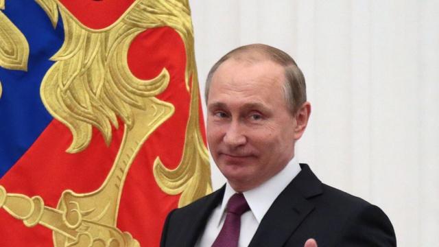Путин поздравил Асада сосвобождением Пальмиры от террористов.Асад, Исламское государство, Путин, Сирия, армия и флот РФ, войны и вооруженные конфликты, терроризм.НТВ.Ru: новости, видео, программы телеканала НТВ