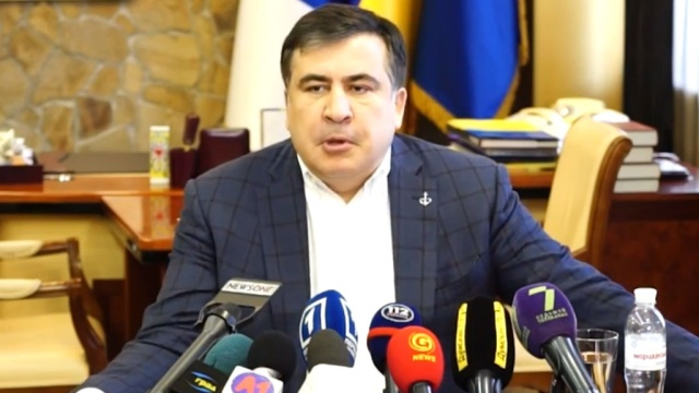 Саакашвили изобрел понятный только ему «диалект» украинского языка: видео.курьезы, Саакашвили, юмор и сатира.НТВ.Ru: новости, видео, программы телеканала НТВ