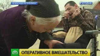 Для обратившегося к Путину инвалида из Чечни заказали подъемник