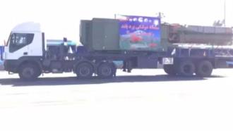 В Иране на параде впервые показали российские комплексы С-300