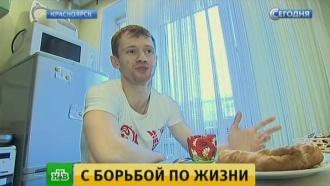 Красноярский каратист просит Путина построить спортцентр для детей-инвалидов