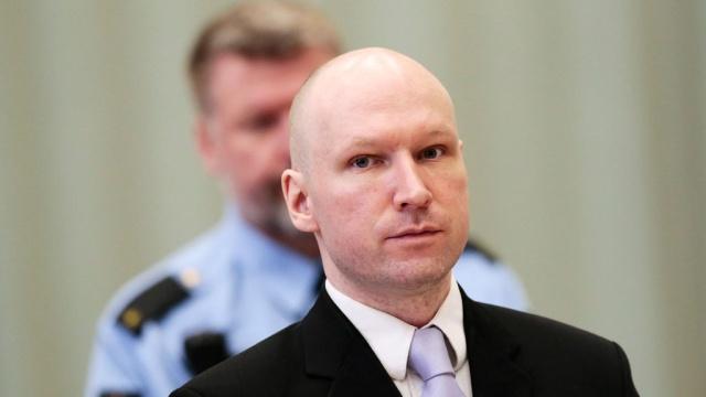 Массовый убийца Брейвик отсудил уНорвегии 35тысяч евро.Норвегия, суды, убийства и покушения.НТВ.Ru: новости, видео, программы телеканала НТВ