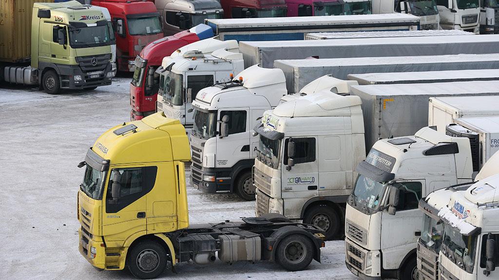 Транспортный налог для большегрузов