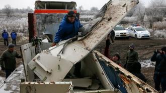 Британские СМИ: MH17мог быть сбит украинским истребителем