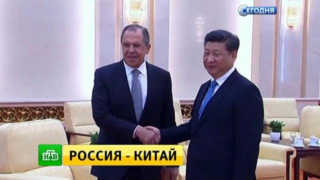 Си Цзиньпин поделился с Лавровым ожиданиями от визита Путина в Китай.дипломатия, Китай, Лавров, Путин, экономика и бизнес.НТВ.Ru: новости, видео, программы телеканала НТВ