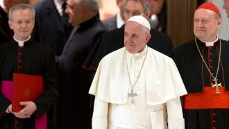 Папа римский поздравил православных христиан с Пасхой.Ватикан, папа римский, религия.НТВ.Ru: новости, видео, программы телеканала НТВ