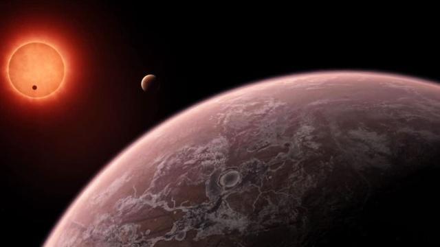 Ученые открыли три планеты с пригодными для жизни условиями.астрономия, космос, наука и открытия, планеты.НТВ.Ru: новости, видео, программы телеканала НТВ