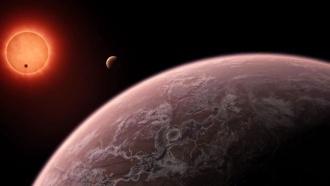 Ученые открыли три планеты с пригодными для жизни условиями