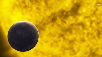 Земляне 9 мая смогут увидеть прохождение Меркурия через солнечный диск