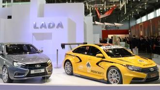 Апрельские продажиLada выросли впервые за два года