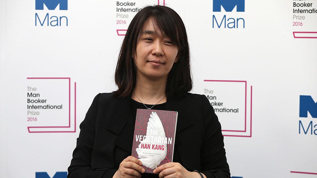 Международный Букер достался писательнице из Южной Кореи