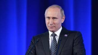 Путин: дно кризиса можно считать пройденным