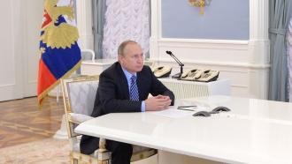 Путин рассказал, чем набита «государственная кубышка»