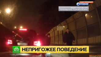 Охранники бизнесмена Пригожина были замечены и в других конфликтах на петербургских дорогах