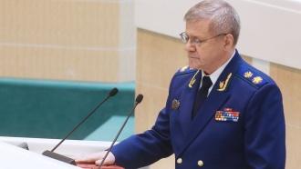 Юрия Чайку переназначили на должность генпрокурора РФ
