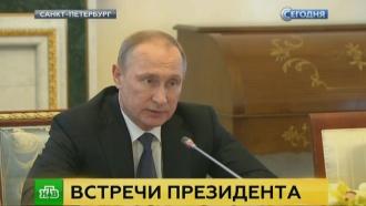 Путин выступит на <nobr>ПМЭФ-2016</nobr> с&nbsp;речью о&nbsp;структурных реформах