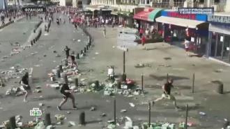 Футбольные хулиганы превратили Францию вгладиаторскую арену