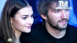 Хоккеист Овечкин собрался жениться на дочери Веры Глаголевой
