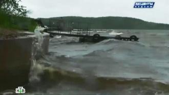 Очевидец рассказала отрагедии на озере вКарелии