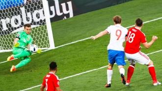 <nobr>Евро-2016</nobr>: вТулузе проходит решающий для России матч со сборной Уэльса